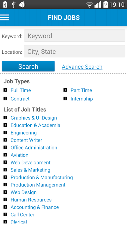 Job Analyzer- Smart Job Search- screenshot