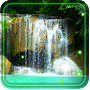 Waterfalls HD live wallpaper APK icon