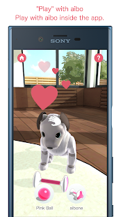 My aibo- screenshot thumbnail