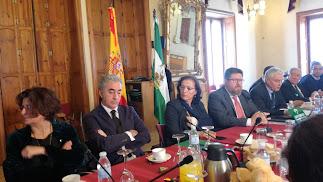 Jornada con los investigadores del IFAPA de La Mojonera