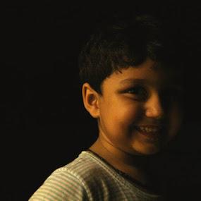 Smile  by Asad Paracha - People Portraits of Women ( asad, rumaisa )