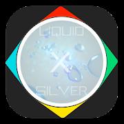 Tema Silver | Liquid X icon