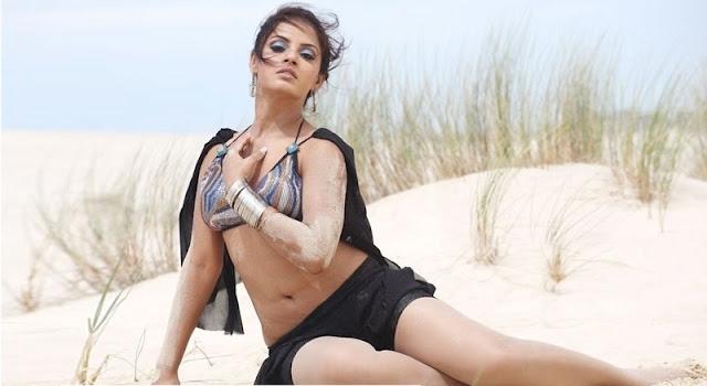 Neetu Chandra sexy navel photos