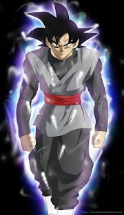 Telecharger Black Goku Super Saiyan Rose Wallpaper Apk 1 0 Apk Pour