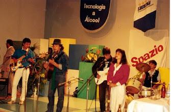 Photo: Fiat Music Festival in Brazil - 1985