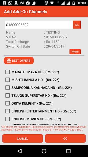 DishTV BIZ 6.6.6 screenshots 6