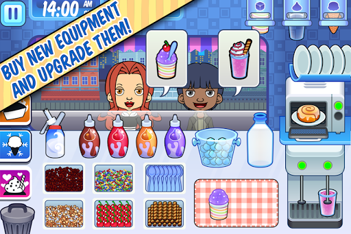My Ice Cream Truck - Make Sweet Frozen Desserts  screenshots 3