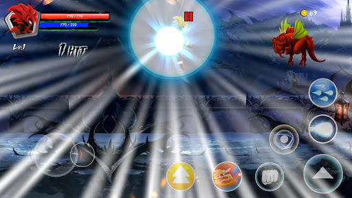 Shadow of Dragon Fighters screenshot 11