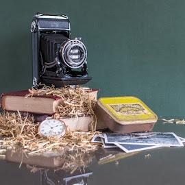 by Karen Peirce - Artistic Objects Still Life