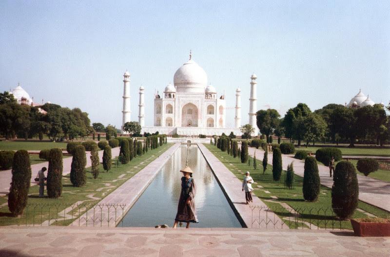 Taj Mahal - Agra  di eli2007