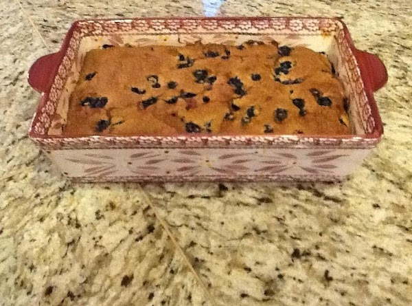 My Great Grandmother's Blueberry Cake Recipe