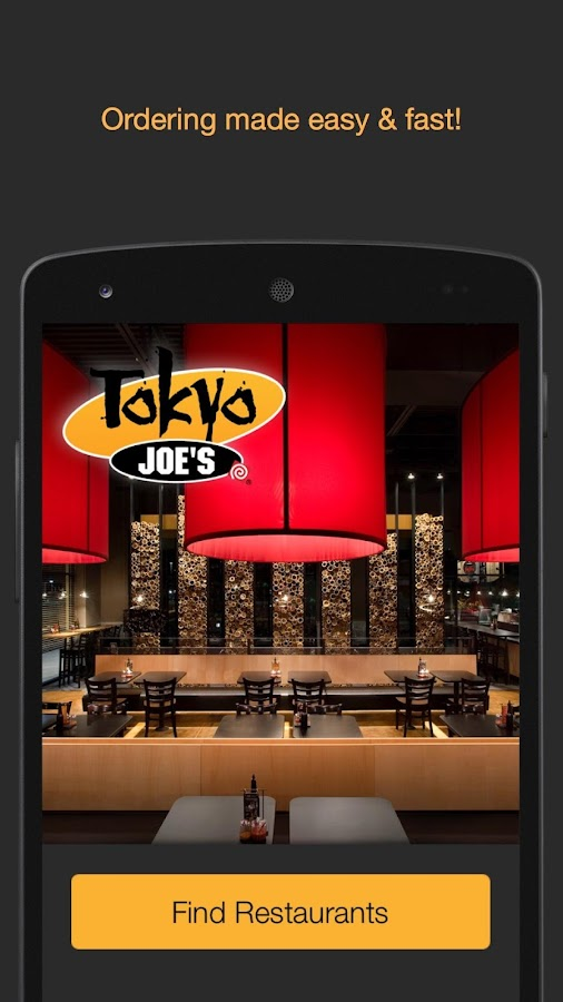 Tokyo Joe's- screenshot