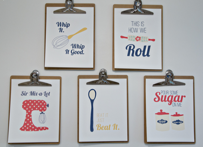 7 Kitchen Printables To Spruce Up The Heart Of Your Home