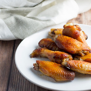 Easy Oven-Baked Asian Chicken Wings.