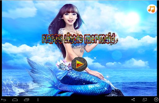Flappy Little Mermaid