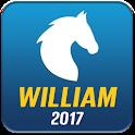 William Horse Racing icon