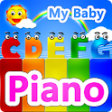 Mi bebé piano icon