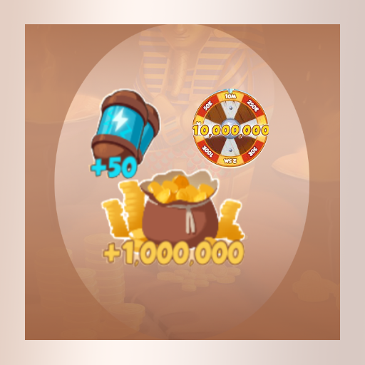 Daily Free Spins and Coins Link for Coin Master
