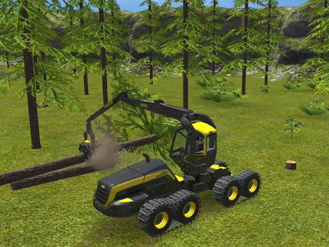 android Farming Simulator 16 Screenshot 2