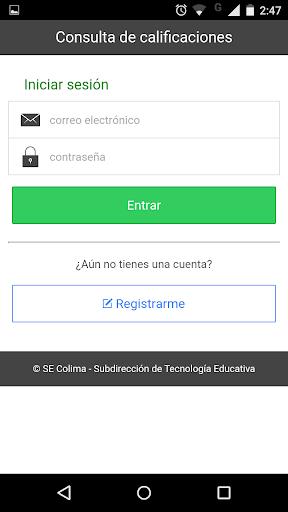 Calificaciones SE Colima