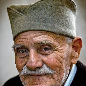by Aleksandar Milosavljević - People Portraits of Men ( senior citizen, , Travel, People, Lifestyle, Culture )