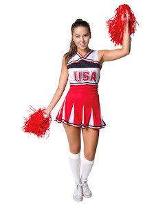 Dräkt, Cheerleader USA