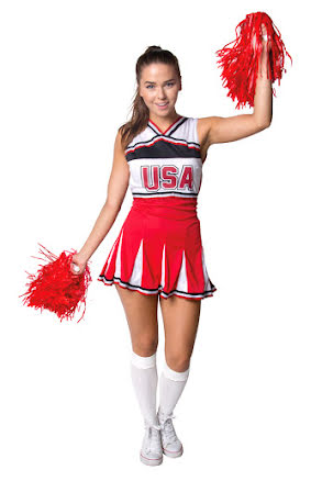 Dräkt, Cheerleader USA