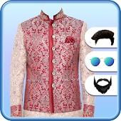 Men Traditional Dresses Photo Suit