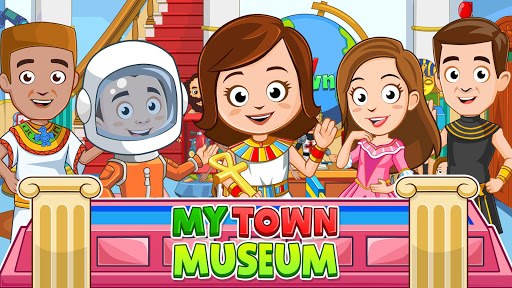 My Town : Museum Free screenshot 1