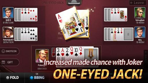 Poker Master - 7poker, High-Low, One Eyed Jack 1.8.5 screenshots 5