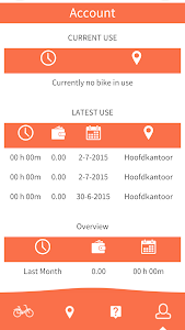 Calllock.com Bike sharing screenshot 2