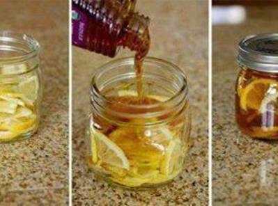 Winter Sore Throat Tea Recipe