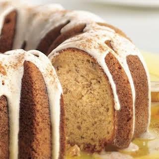 Banana-Cinnamon Cake.