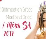 Ontmoet en groet Mej SA / Meet and greet Miss SA : NWU-Pukke