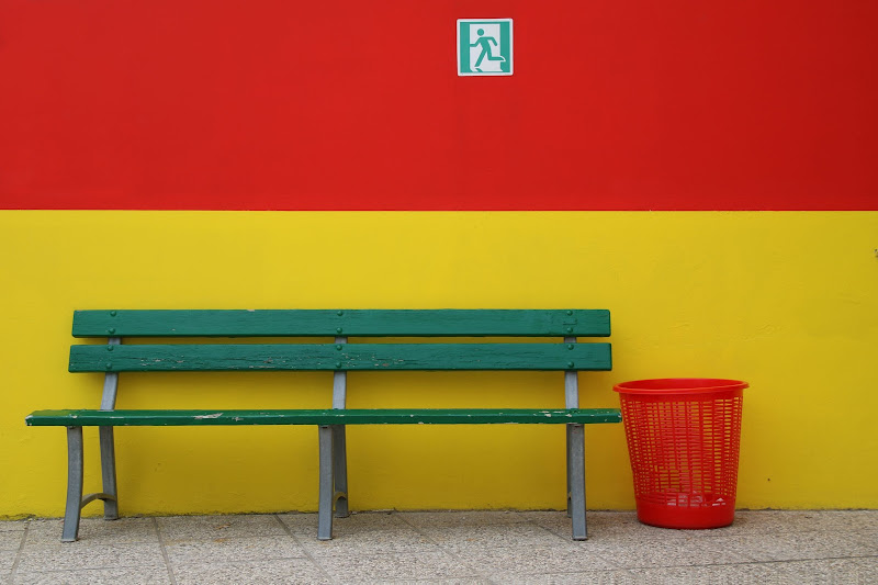 La panchina di PaolaPlinia