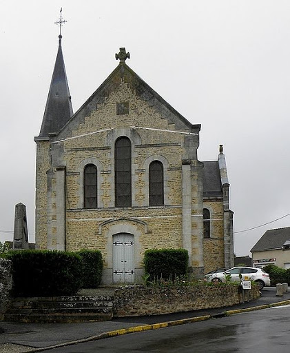 photo de église Sainte Marie-Madeleine