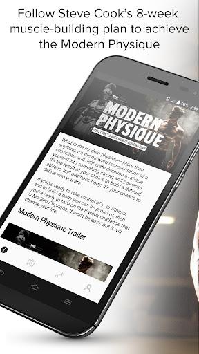 Steve Cook Modern Physique screenshot 1
