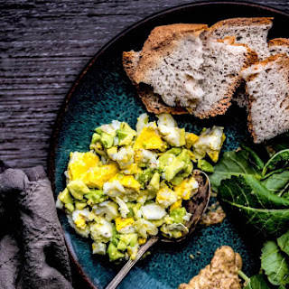 Egg Salad Sandwich {Gluten-Free} Recipe