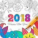 Coloring Book 2018