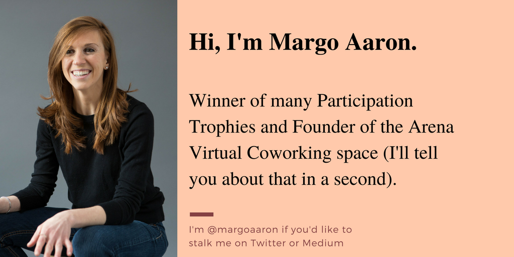 Margo Aaron Virtual Coworking