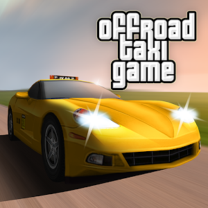 Taxi Game Offroad for PC and MAC