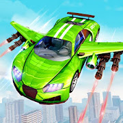 Flying Robot Car: Robot Games