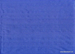 Photo: P/L 6025 - 100% Powerloom Dupioni Silk