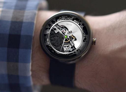 Gear Watch Face