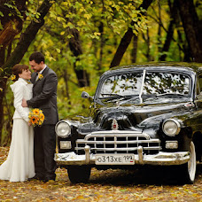 Wedding photographer Anna Dubovskaya (inmemories). Photo of 24.09.2014