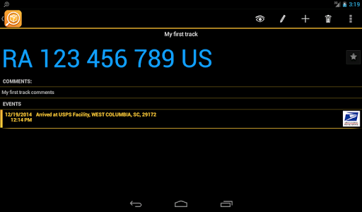 TrackChecker Mobile 2.25.8 screenshots 22