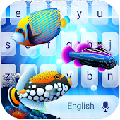 Sea World Keyboard Theme