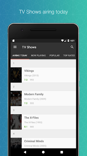 123 go for movies & tv shows db 0.4 screenshots 1