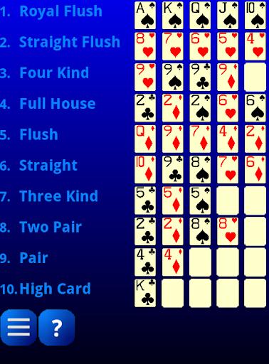 ポーカーハンド