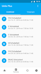 Plus für Untis Mobile - náhled